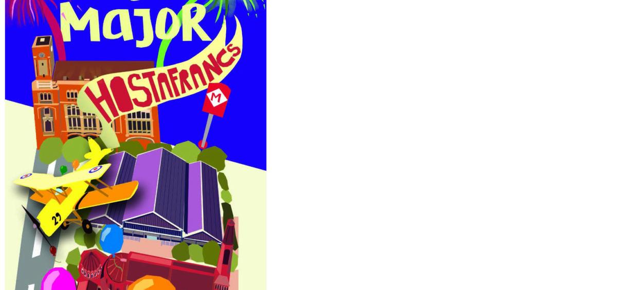 festa major hostafrancs 2016