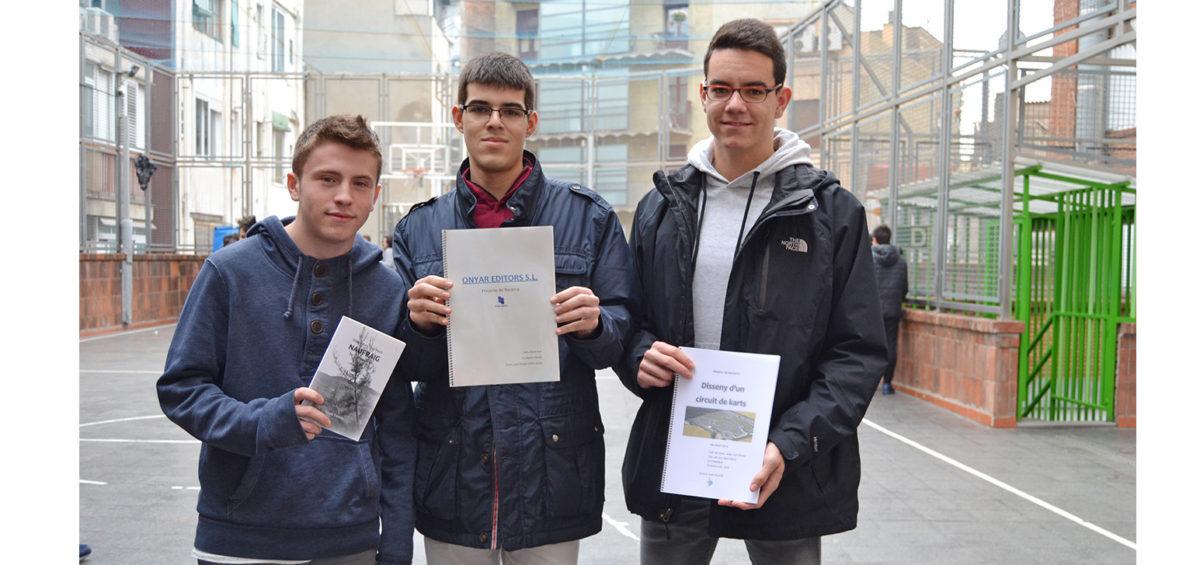 Premis Recerca Jove 2017