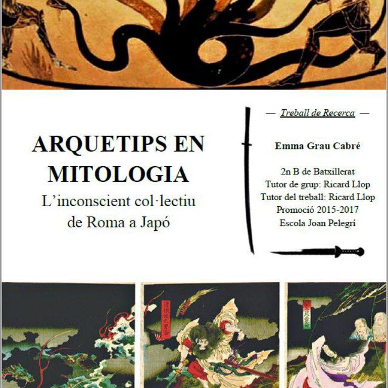 Arquetps en mitologia