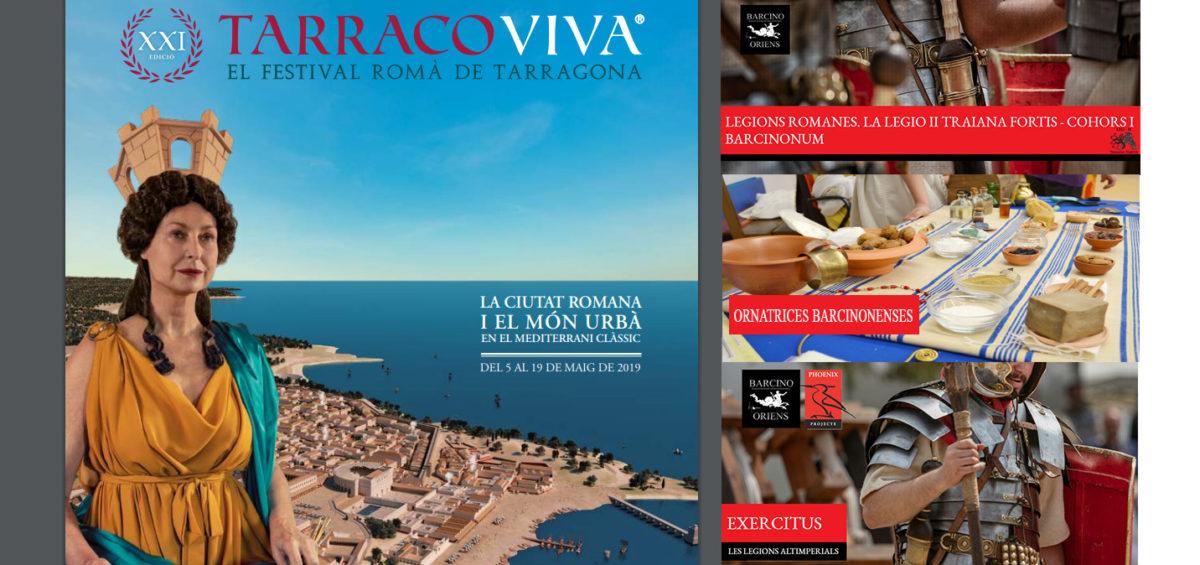 Barcino Oriens a Tarraco Viva