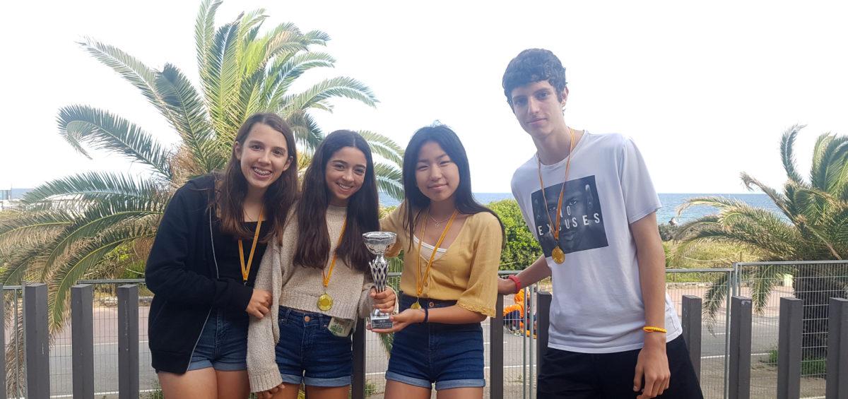 triatló escolar de barcelona